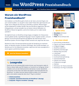 Website-WordPress-Praxis